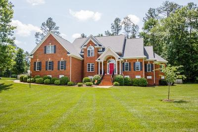 Chesterfield County Single Family Home For Sale: 12402 Wynnstay Court