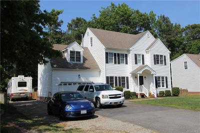 Mechanicsville Single Family Home For Sale: 9206 Harpe Court
