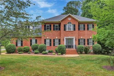 Chesterfield County Single Family Home For Sale: 11401 Shagreen Lane