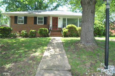 Henrico Single Family Home For Sale: 3000 Dunwick Road