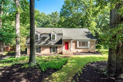 Chesterfield County Single Family Home For Sale: 8116 Surreywood Drive