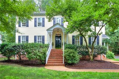 Henrico Single Family Home For Sale: 2808 Northlake Drive