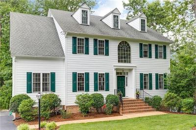 Henrico Single Family Home For Sale: 8430 Sleepy Duck Place