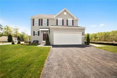 Chesterfield County Single Family Home For Sale: 14284 Ashmill Drive
