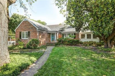 Richmond Single Family Home For Sale: 4708 Grandway Road