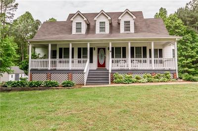 Dinwiddie County Single Family Home For Sale: 17302 Ramble Road
