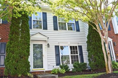 Henrico County Condo/Townhouse For Sale: 10547 Mountain Gate Way #10547