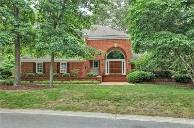 Henrico Single Family Home For Sale: 12624 Amber Terrace