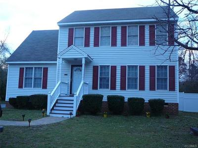 Chester Single Family Home For Sale: 3718 Harrow Drive