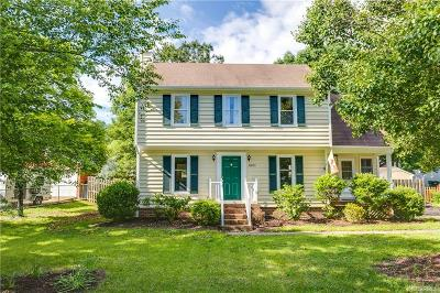 Henrico Single Family Home For Sale: 8205 Costin Drive