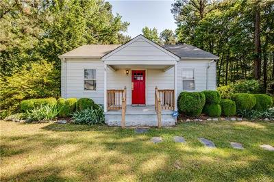 Henrico Single Family Home For Sale: 1950 Darbytown Road