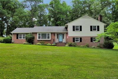Mechanicsville Single Family Home For Sale: 8170 Holly Lane