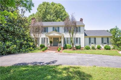 Colonial Heights Single Family Home For Sale: 1528 Mount Pleasant Drive