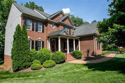 Chesterfield County Single Family Home For Sale: 13201 Tipple Point Road