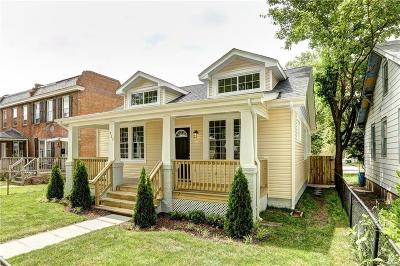 Richmond Single Family Home For Sale: 727 Arnold Avenue