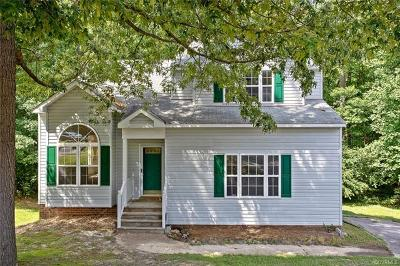 Richmond Single Family Home For Sale: 11001 Royal Mews Court