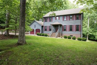 Farmville Single Family Home For Sale: 1704 Briery Road