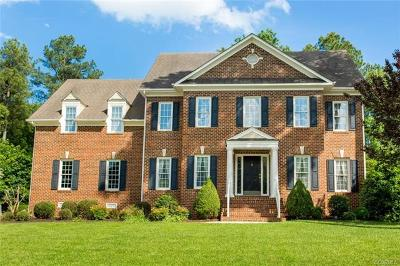 Chesterfield County Single Family Home For Sale: 15631 Fox Cove Circle