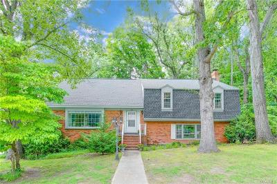 Henrico Single Family Home For Sale: 1600 Donora Court