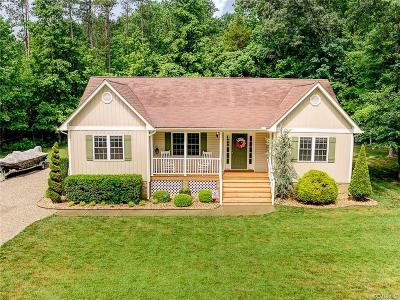 Single Family Home Sold: 9115 Hickory Road