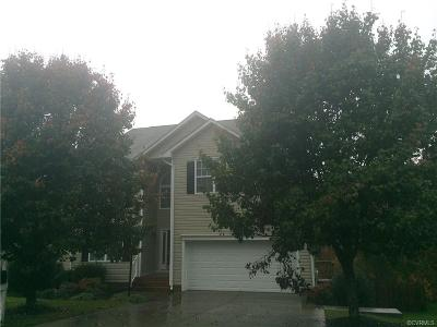 Chesterfield Rental For Rent: 14830 Flour Mill Court
