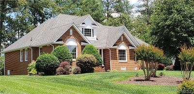 Colonial Heights Single Family Home For Sale: 401 Waterfront Drive