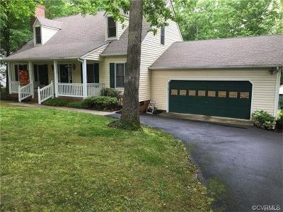 Richmond Single Family Home For Sale: 3808 Pheasant Chase Drive