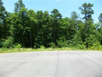 Amelia County Residential Lots & Land For Sale: 5.49 Acres, Lot 6, Smacks Run Creek Lane