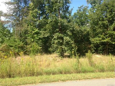Amelia County Residential Lots & Land For Sale: 4.24 Ac, Lot 22, Pembelton Drive