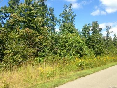 Amelia County Residential Lots & Land For Sale: 5.58 Ac, Lot 21, Pembelton Drive