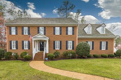 Henrico Single Family Home For Sale: 3805 Maida Court