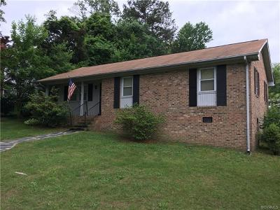 Crewe Single Family Home For Sale: 500 East Tennessee Avenue