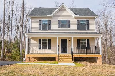 Aylett Single Family Home For Sale: 322 Shelton Place