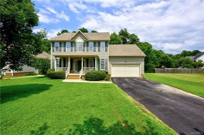 Chester Single Family Home For Sale: 12625 Greenside Drive