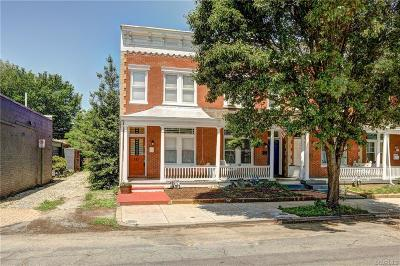 Richmond Single Family Home For Sale: 10 South Mulberry Street