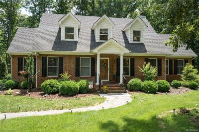 Powhatan Single Family Home For Sale: 3121 Pineview Drive