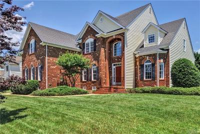 Glen Allen Single Family Home For Sale: 11017 Carrington Green Drive