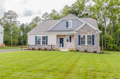 Hanover Single Family Home For Sale: 10134 Cameron Ridge Drive