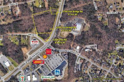 Chesterfield Commercial For Sale: 6200 Iron Bridge Road