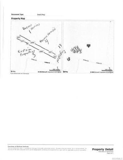 Dinwiddie County Residential Lots & Land For Sale: 10008 Boisseau Road