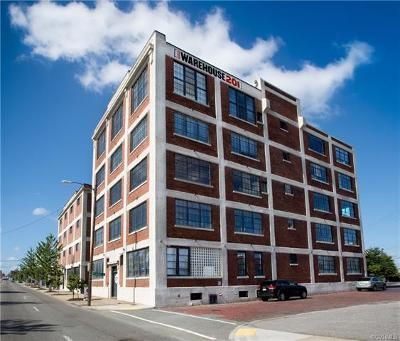 Richmond Condo/Townhouse For Sale: 201 Hull Street #51