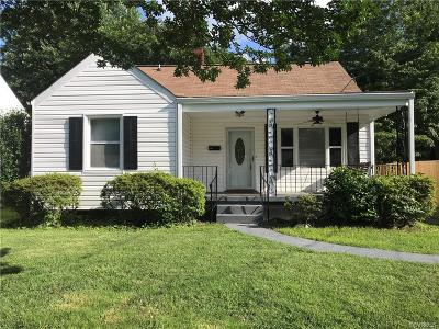 Colonial Heights Single Family Home For Sale: 505 Lyons Avenue