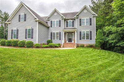 Chesterfield County Single Family Home For Sale: 5113 Cabretta Drive