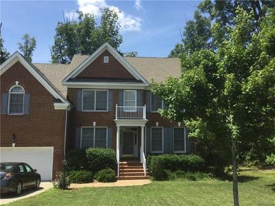 Midlothian Single Family Home For Sale: 1543 Lundy Terrace