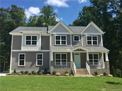 Midlothian Single Family Home For Sale: 15018 St. Ives Drive
