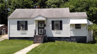 Petersburg Single Family Home For Sale: 410 Spring Street