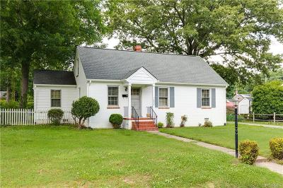 Henrico Single Family Home For Sale: 2902 Maplewood Road