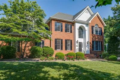 Henrico Single Family Home For Sale: 413 Weston Way