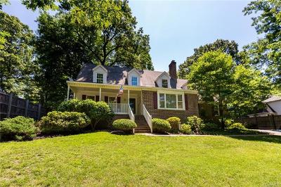 South Chesterfield Single Family Home For Sale: 711 Dove Path Lane