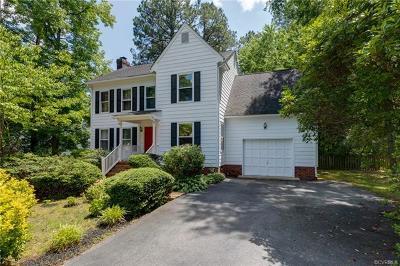Henrico Single Family Home For Sale: 4722 Rollingwood Lane